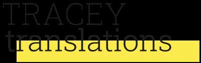 Tracey-Uebersetzungen Logo