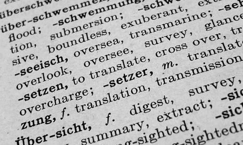 Medizinische Übersetzungen deutsch englisch